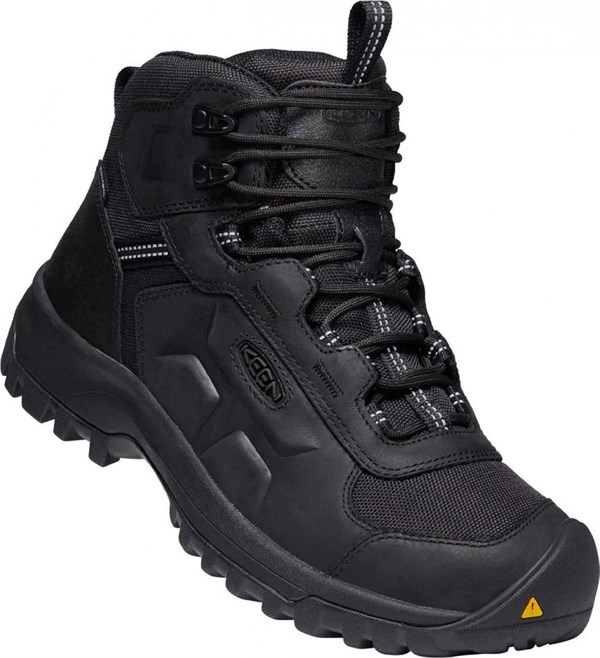 KEEN BASIN RIDGE MID WP M-BLACK
