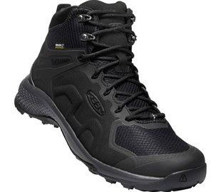 KEEN EXPLORE MID WP-BLACK