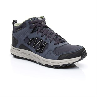 SKECHERS ESCAPE PLAN-SECOND BITE-NAVY