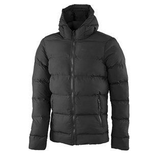 SKECHERS Outerwear M Convertible Light Padded Jacket-BLACK