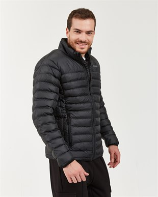 SKECHERS OUTERWEAR M LIGHWEIGHT JACKET-BLACK